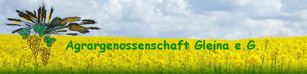 Agrargenossenschaft Gleina e.G.